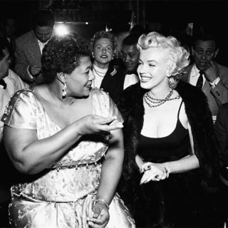 Marilyn and Ella